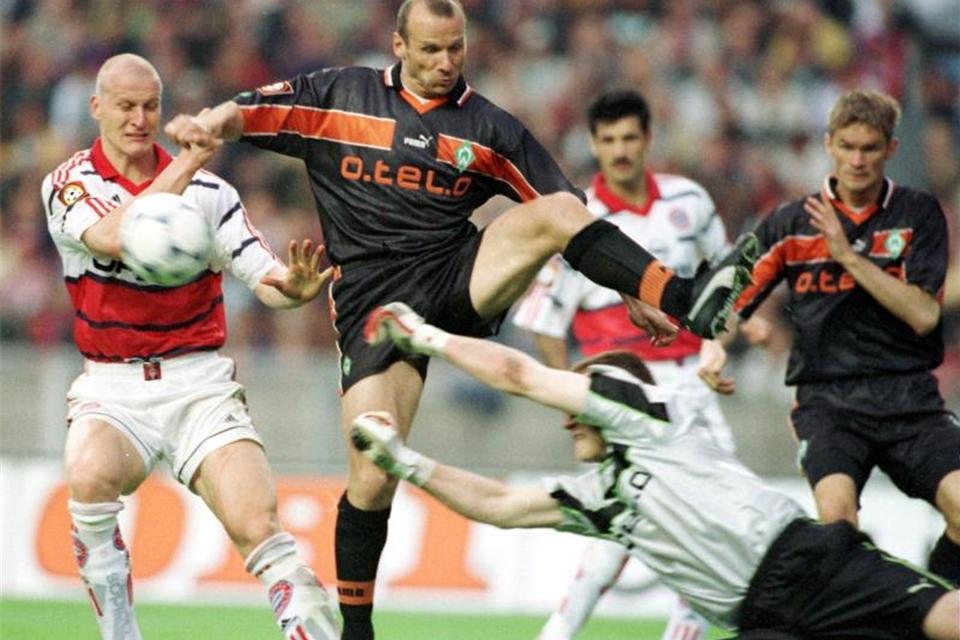 Werder Bayern Pokal