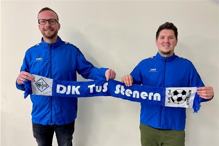Bošnjak löst Gastrop bei der DJK TuS Stenern ab