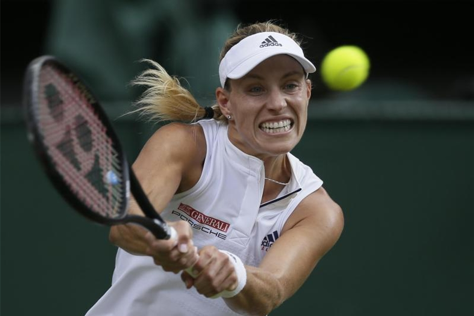 Kerber Tennisspielerin