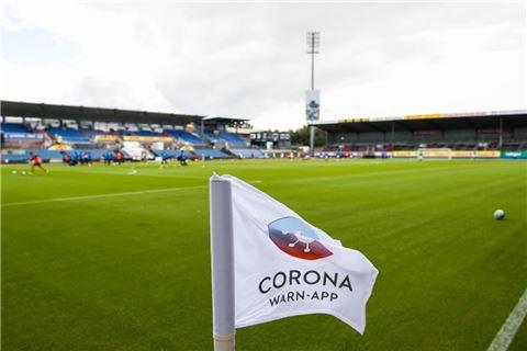 Regionalliga West Corona
