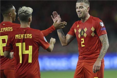 Italien Belgien Em 2020