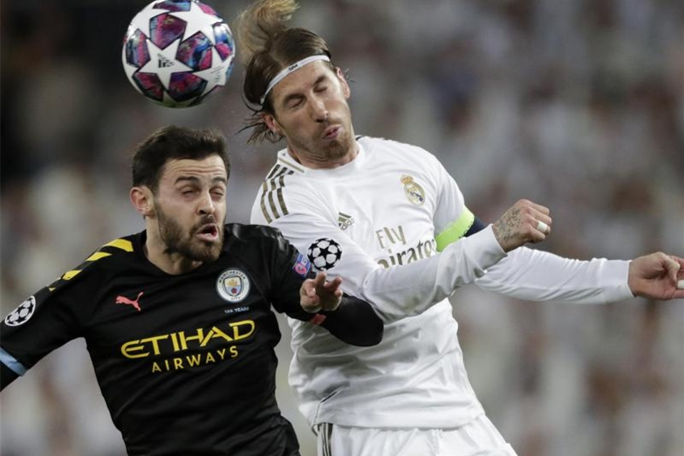 Real Madrid Gegen Man City