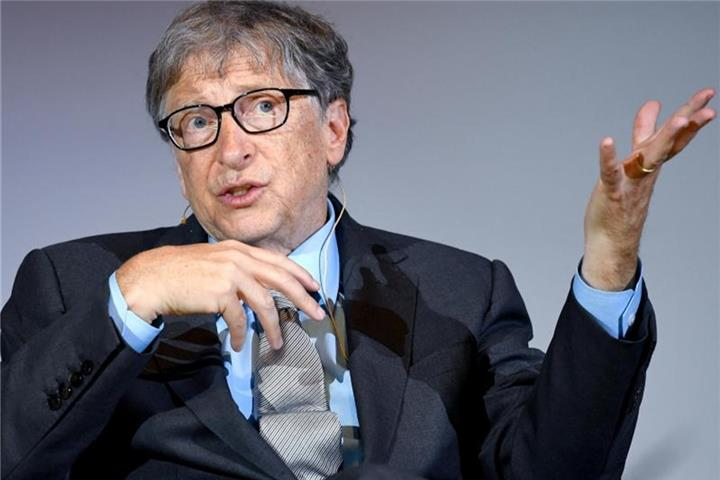 Bill Gates lobt den Kapitalismus