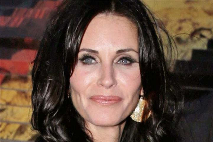 "Courteney Cox veranstaltet ""Friends""-Marathon"