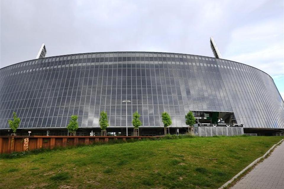 Weserstadion Heute
