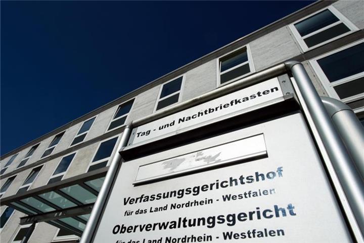 Oberverwaltungsgericht Nrw
