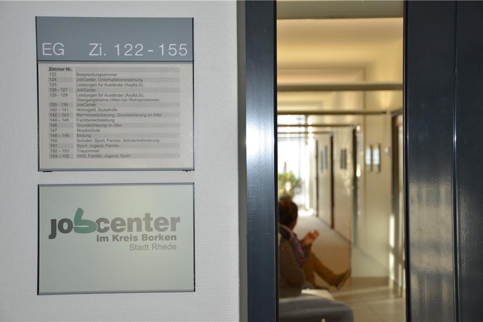 Jobcenter Anzeigen