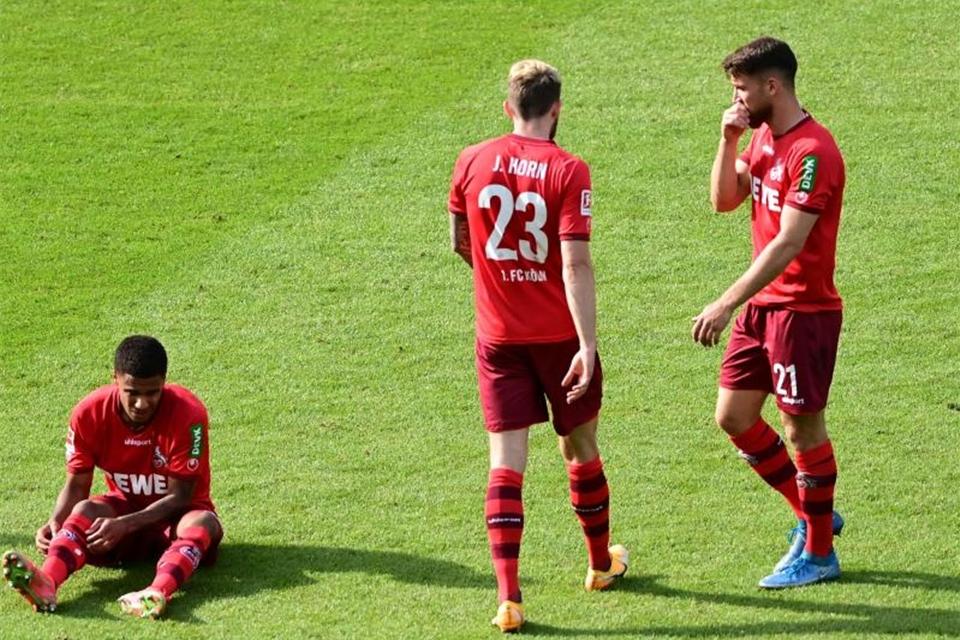Fußball Bundesliga 34 Spieltag