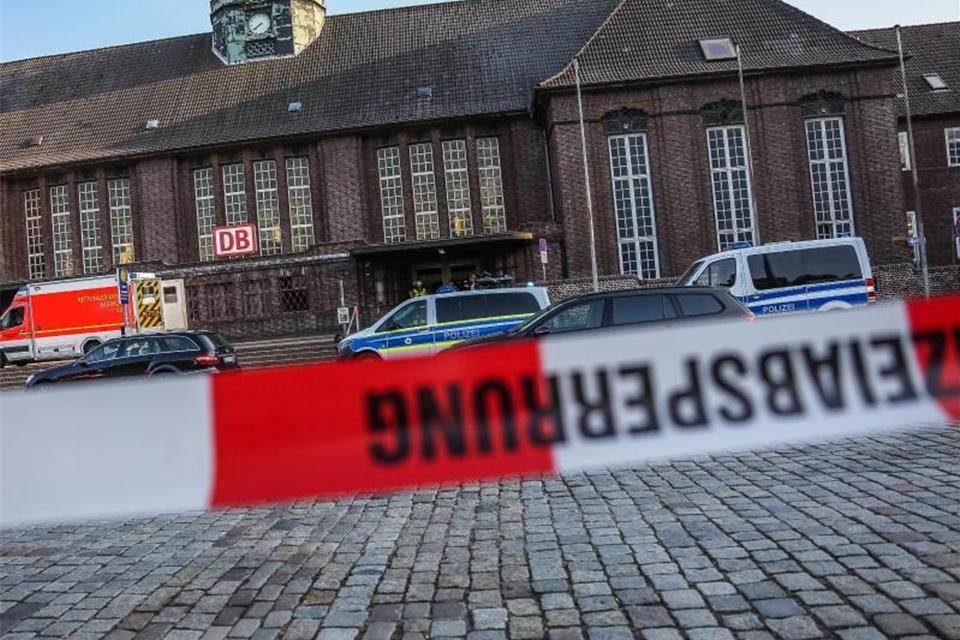 Polizistin Flensburg