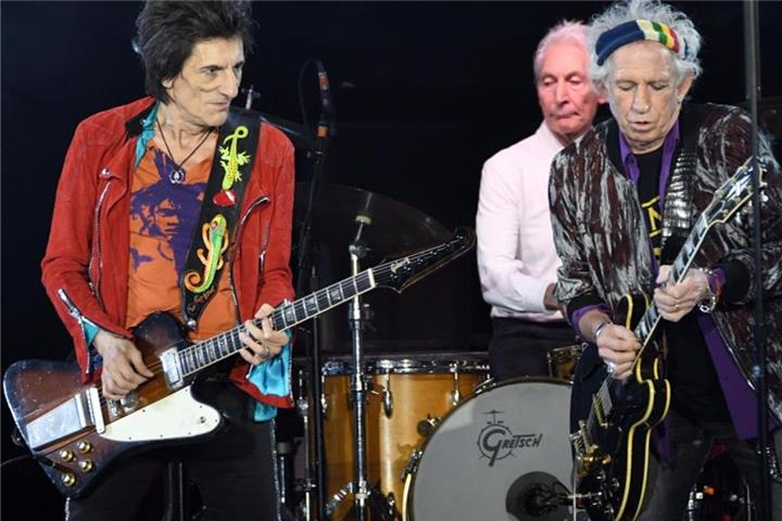 """This could be the last time"": Rolling Stones in Düsseldorf"