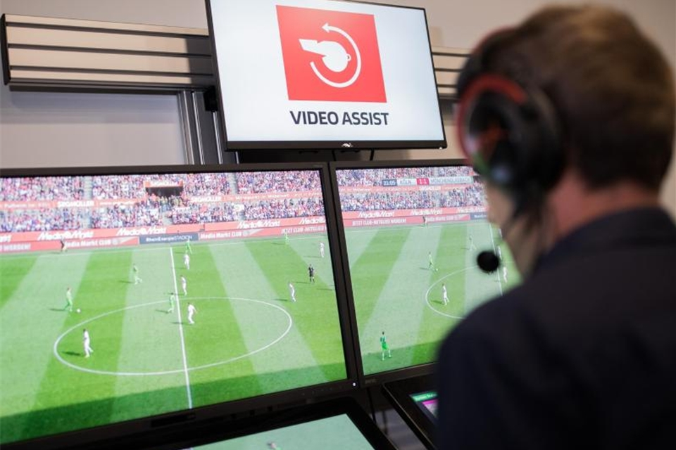 Videobeweis 2. Liga