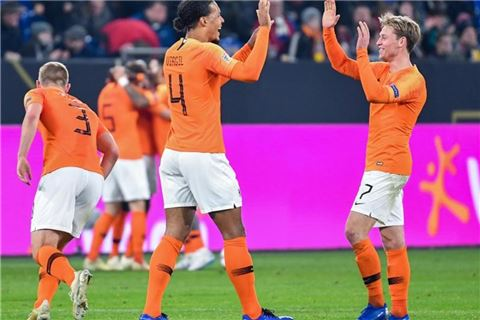 Deutschland Holland Nations League