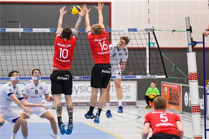 Tub bocholt volleyball
