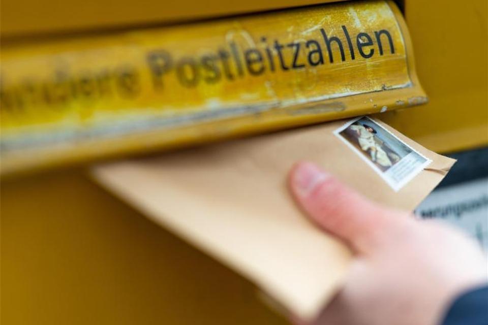Deutsche Post 1 45