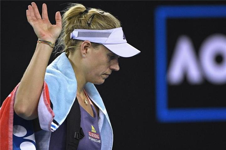 Turniere in Indian Wells und Miami ohne Angelique Kerber