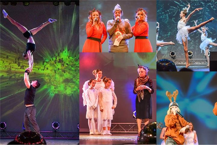 "Showfactory führt ""Magic of Christmas"" im Stadttheater auf"