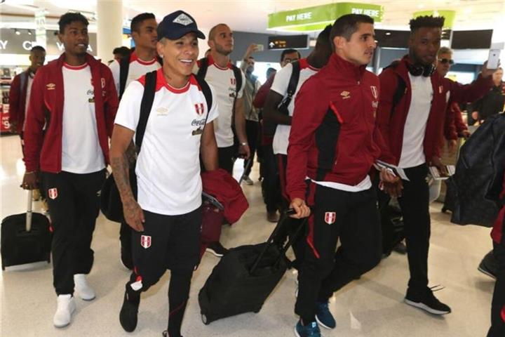 Peru Wm Teilnahmen