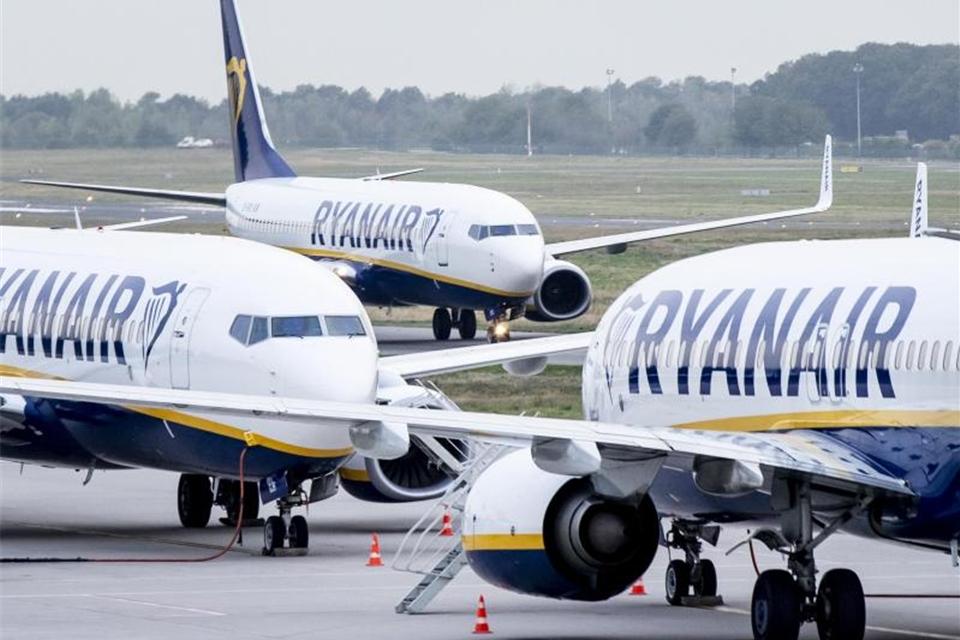 Ryanair Verspätung Heute
