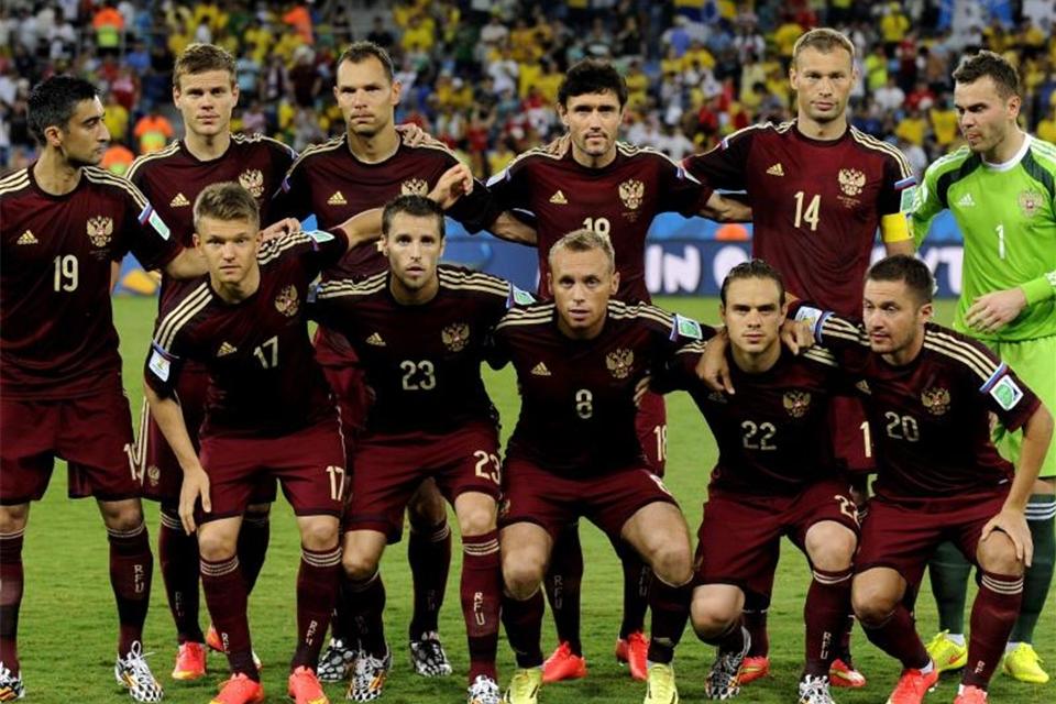 Russische Fußballnationalmannschaft Spieler