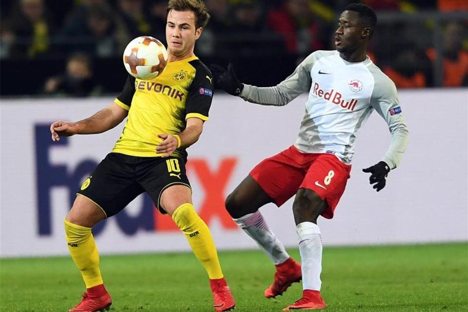 Dortmund Gegen Salzburg