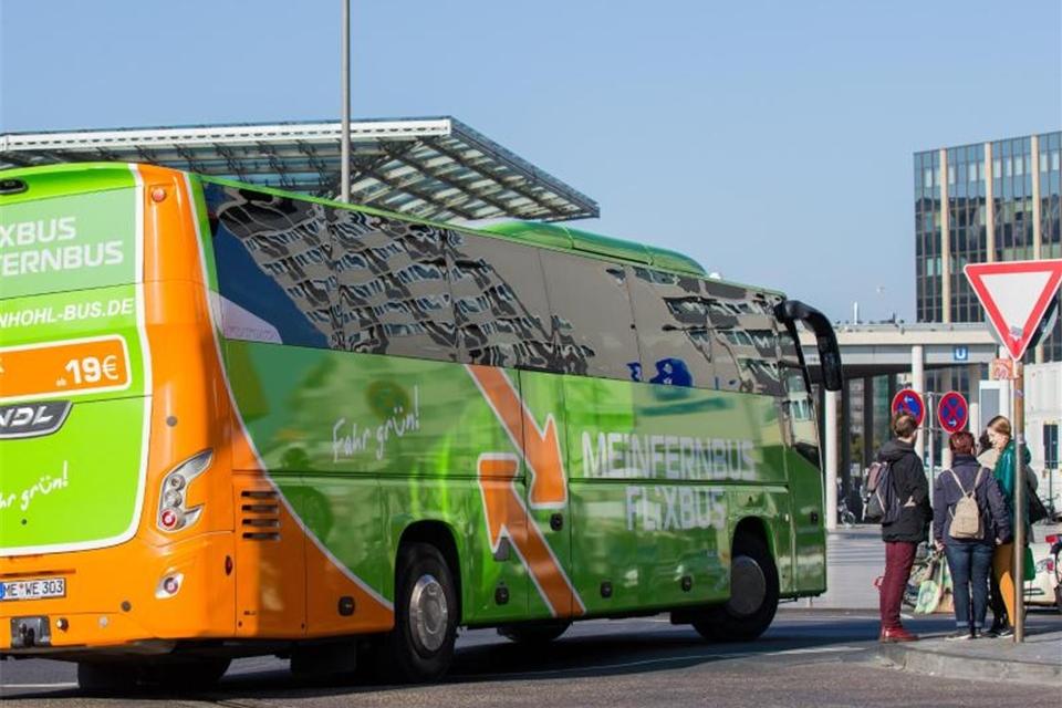 Köln Fernbusse