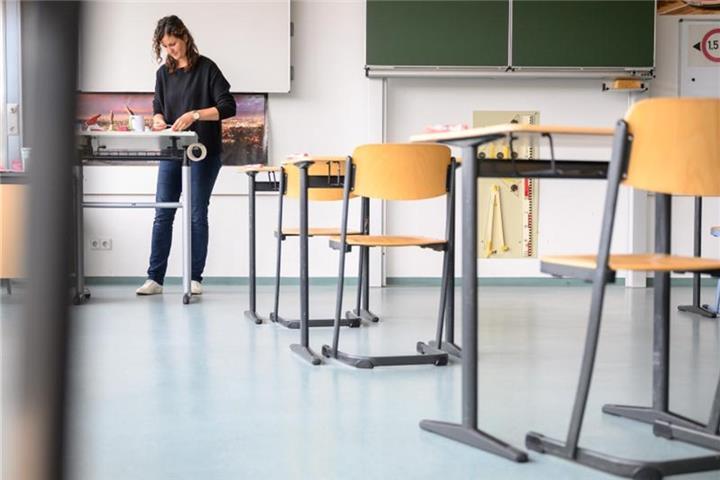 Gebauer Risikogruppe Lehrer