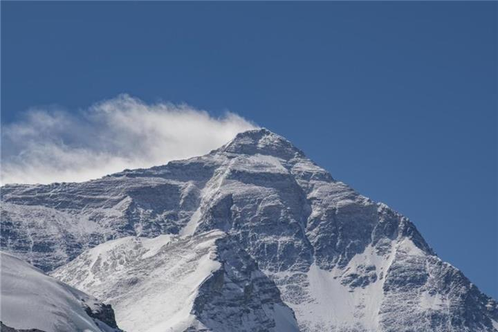Mikroplastik in der Todeszone des Mount Everest
