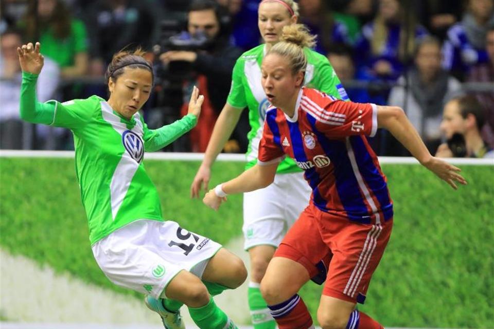 DFB-Pokal der Frauen: VfL gegen FC Bayern im Achtelfinale