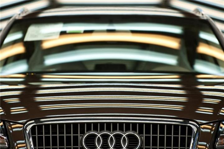 Autokäufer in China und den USA bringen Audi starkes Quartal