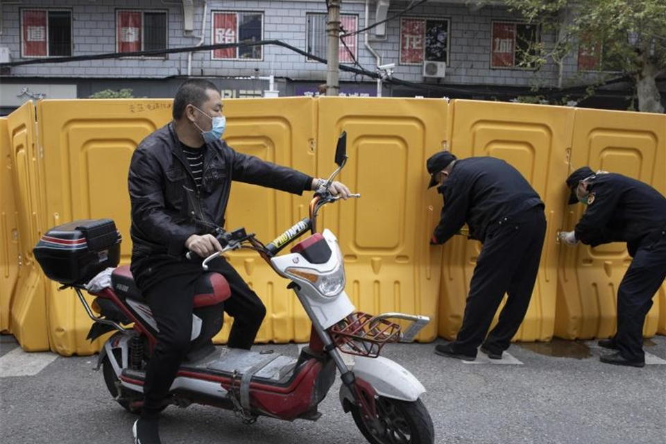 Coronalage In China