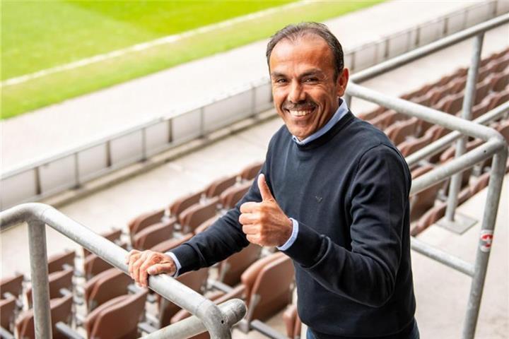 Neuer Trainer St Pauli