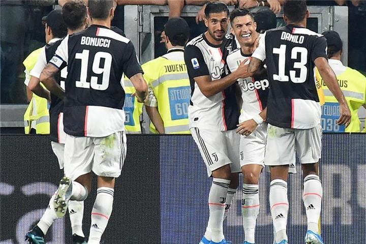 U201eJuve Zum Verr U00fccktwerden U201c Spektakul U00e4re Partie Gegen Neapel