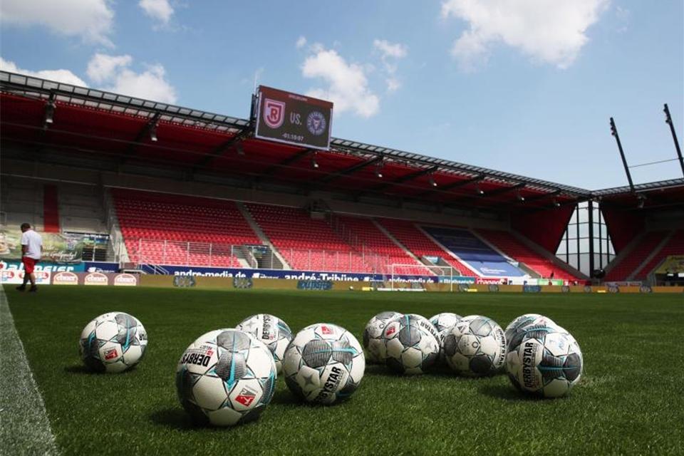 Stadion Jahn Regensburg