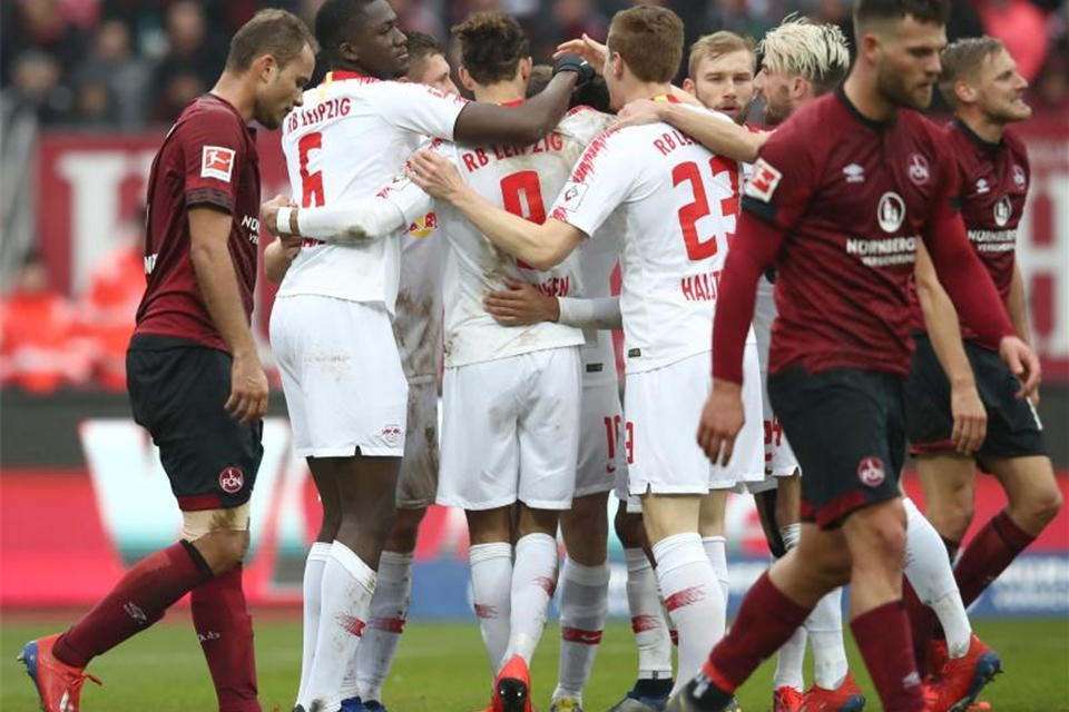 Leipzig Gegen Nürnberg