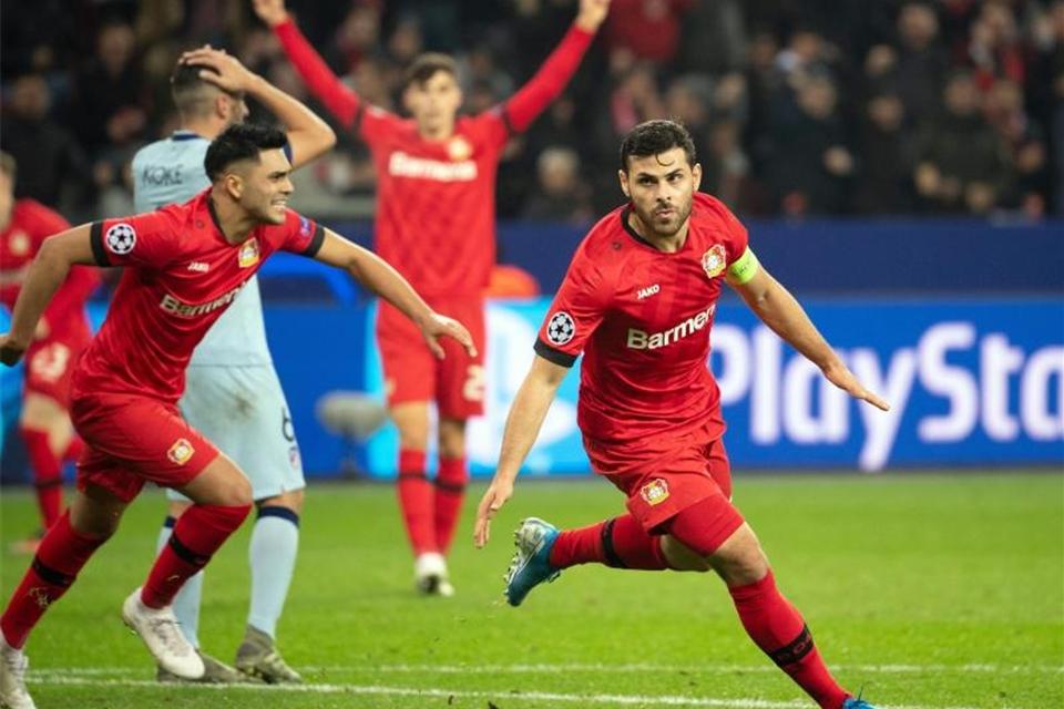 Leverkusen Gegen Madrid