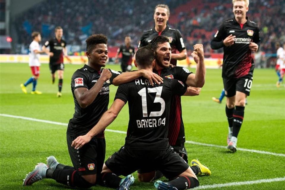 Hsv Gegen Leverkusen 2021