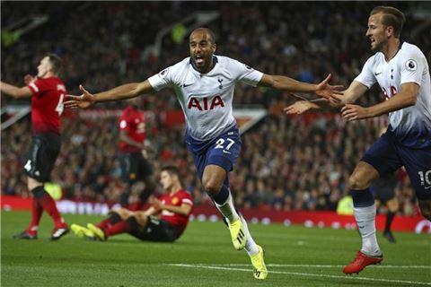 Tottenham Gegen Manunited