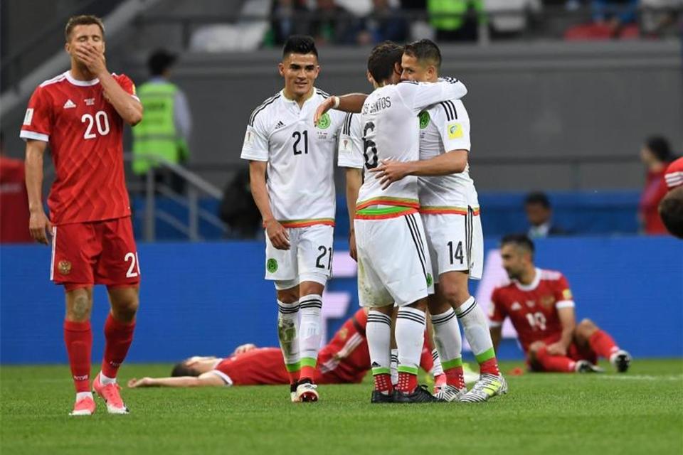 Russland Mexiko