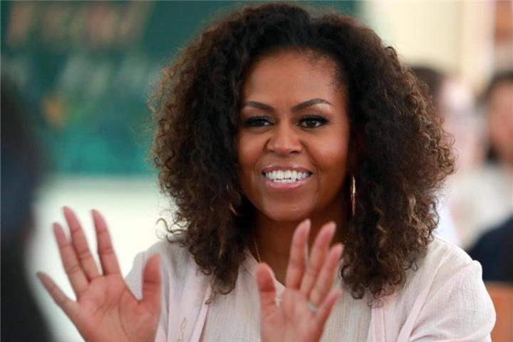 Michelle Obama geht auf Spotify an den Start