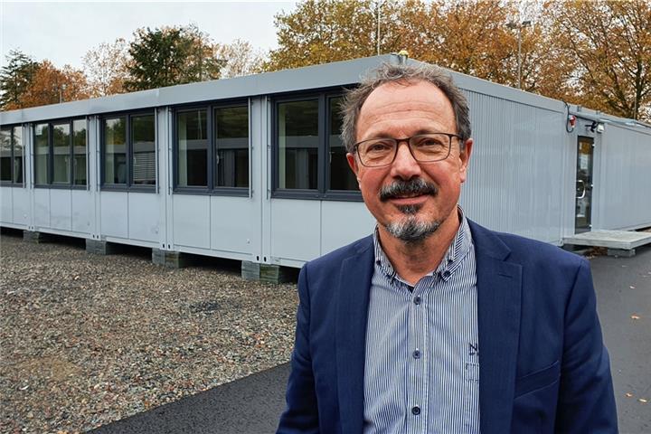 Euregio-Gymnasium: Schulleiter drängt auf Sanierung