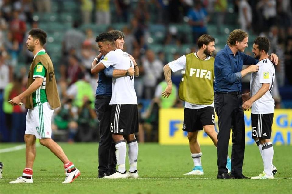Nationalmannschaft Einzelkritik