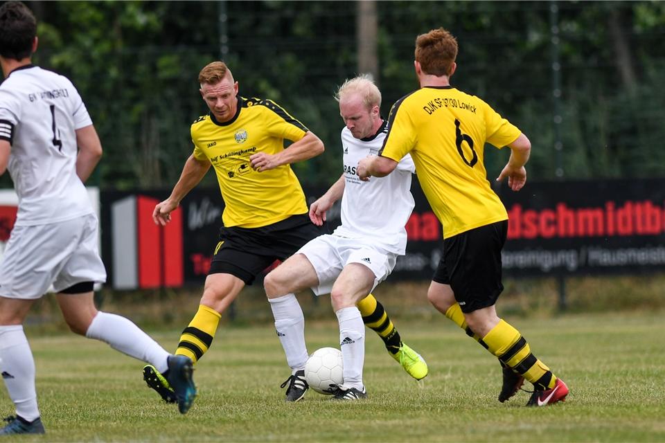 Lowick Fußball