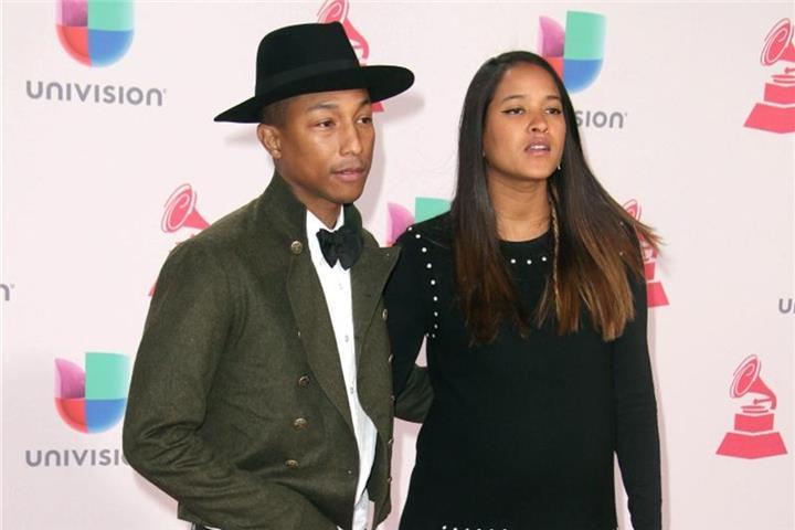 Pharrell Williams: Drillinge großziehen ist Fließbandarbeit