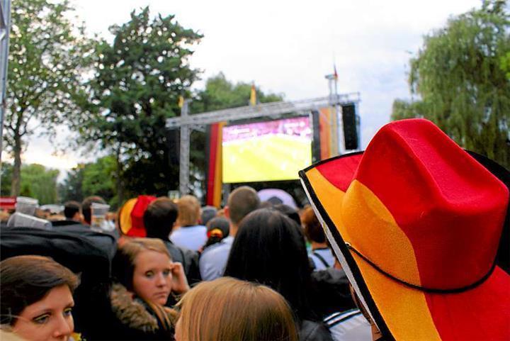 Public Viewing Bocholt