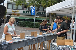 Bocholter Büchermarkt am 1. September 2019