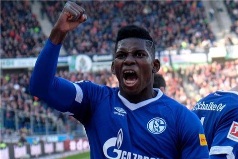 Schalke Mönchengladbach 2021