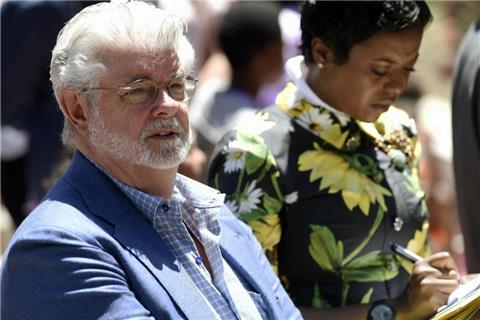 George Lucas baut sein Museum in Los Angeles