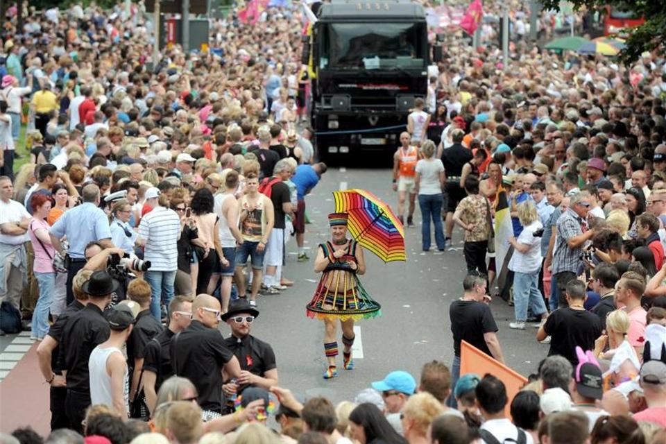 Csd Köln 2021 Parade