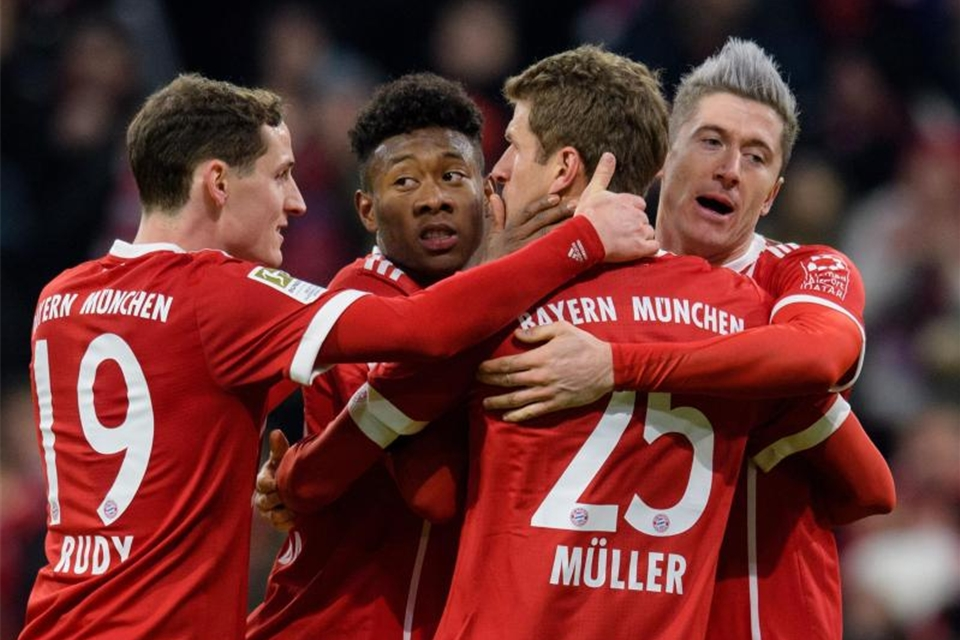 Meistertitel Bayern