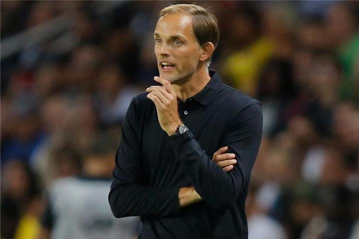Trainer Paris St Germain